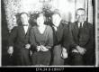 Õigusteaduse üliõpilased Konstantin Pätsi poeg Leo Päts (paremalt), J. Mändmets ja I. Lill (vasakul). [Tartu] 1923 - EFA