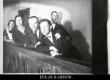 Õigusteaduse üliõpilased Konstantin Pätsi poeg Leo Päts (vasakult 3.), J. Mändmets (4.) ja I. Lill ( 5., tagapool). [Tartu] 1923 - EFA