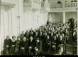 Vaade algkoolide võimlemisõpetajate kongressist osavõtjaile. Tallinn 1936 - EFA