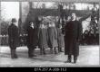 Eesti Vabariigi riigivanem J. Tõnisson vabariigi 2. aastapäeva paraadil Vabaduse platsil kõnelemas. 24.02.1920 - EFA
