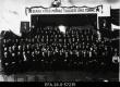 Eestimaa ametiühingute II kongressist osavõtjad. Tallinn 27.11.1922 - EFA