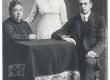 Elisabeth Aspe tütre ja pojaga - KM EKLA