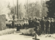 Jaan Kärneri hauasamba avamine Elva kalmistul 27. V 1961. a. Üldvaade - KM EKLA