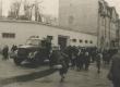 Jaan Kärneri matus. Leinarong Ülikooli tänaval 6. IV 1958. a - KM EKLA