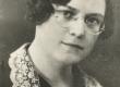 Jaan Kärneri teine naine Hilda Kärner 1930. a - KM EKLA