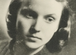 Jaan Kärneri noorem tütar Elo Kärner (hiljem Sillamaa) 1944. a - KM EKLA