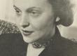 Jaan Kärneri noorem tütar Elo Kärner -Sillamaa u. 1957. - 1958. a - KM EKLA