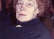 Betti Alver Tartu Kirjanduspäeval 19. XI 1976 Kirjandusmuuseumis - KM EKLA