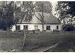 Hella Vuolijoe vanaisale kuulunud Lupe talu elumaja (tagakülg) - KM EKLA