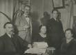 A. Kitzberg perekonnaga ja sugulase P. Kitzbergiga - KM EKLA