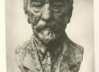 F. Sannamehe büst A. Kitzbergist - KM EKLA