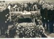 Fr. Tuglase matus 1971. Auvalves: P. Rummo, ?, R. Parve, L. Remmelgas, P. Kuusberg, J. Kross. Kõneleb V. Beekman - KM EKLA