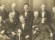 Hugo Laur, Albert Kivikas, Peet Vallak, F. Sannamees, O. Ungver, Reiman, F. Moor, Vent, J. Oengo, R. Peenemaa - KM EKLA