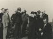 Kirjanikud Narva tammikus  1938. a. - KM EKLA