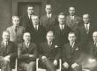 O. Pärlin, J. Raudsepp, prof. Ein, K. Pahk, A. Pau, F. Tuglas, A. Pääsuke, P. Kanarik, Jaan Kitzberg, K. Lepp jt. - KM EKLA