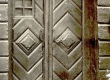 Kreutzwaldi maja hoovipoolne uks - KM EKLA
