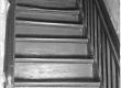 Fr. R. Kreutzwaldi maja Võrus. Trepp, mis viib ärklituppa - KM EKLA
