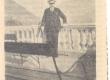 Vilde, Eduard, Itaalias 1931. aastal - KM EKLA