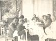Vilde, Eduard jt Läti kirjanikkude ja ajakirjanikkude kodus Siguldas 1930.a. - KM EKLA