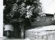 Tartu, Narva mnt 113, kus ülikooliaastate algul elas K. Ristikivi (vaade õue poolt) - KM EKLA