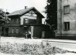Tallinn, Endla tn 13, praegune Statistika Keskvalitsus; koht, kus oli maja, kus alates 1927. a elas K. Ristikivi - KM EKLA