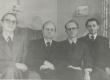 R. Jalakas, E. Laid, A. Mägi, K. Ristikivi 1946. a. - KM EKLA