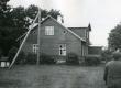 K. Ristikivi kodukoht Pärnamaa (hiljem Kilgimetsa) külas Paadremaa vallas. 1936. a maja ümber ehitatud - KM EKLA