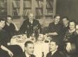 Vas.: 2.Valve Uibopuu, 4. Frieda Dreverk, 6. Gori, 8. Rein Veiler, ees Pärtmaa, G. Under 17. IV 1935 - KM EKLA