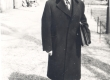 Johannes Aavik Stockholmis 1956. kevadel - KM EKLA