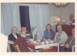 vas. 2) Johannes Aavik, 4) Aleksandra Aavik 1969 suvel - KM EKLA