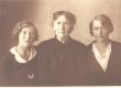 Marie Sepp (Joh. Aaviku täditütar), Joh. Aaviku tädi, Marta Sepp (täditütar) - KM EKLA