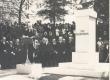 Fr. R. Faehlmanni mälestussamba avamiselt. 1930 - KM EKLA