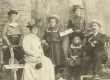 Peeter Grünfeldt perekonnaga 1907 - KM EKLA