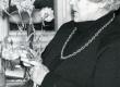 Betti Alver oma 75. a. juubeliõhtul Tartu Kirjanike Majas 27. XI 1981 - KM EKLA