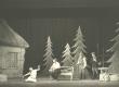 """A. Kitzbergi """"Neetud talu"""" Väiketeatris 1943/44 - KM EKLA"""