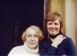 Betti Alver ja Helle Parmas mai 1982 - KM EKLA