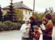 Betti Alver, Helle Parmas, Linda Ulla, Priit Jõerüüt mai 1982 - KM EKLA