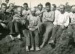 Heiti Talvik jt arheoloogilistel kaevamistel Saaremaal [1931 v 1934] - KM EKLA
