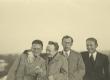 Heiti Talvik, Paul Viiding, Mart Raud, Bernard Kangro - KM EKLA