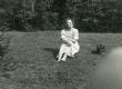 Betti Alver Valgemetsas 15. aug. 1951. a. - KM EKLA