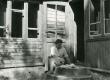 Betti Alver Valgemetsas 19. VIII 1951 - KM EKLA