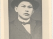 Friedebert Tuglas 1904. a. - KM EKLA