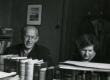 August Sang ja Ellen Niit Kirjandusmuuseumis KO-s 15.09.1956 - KM EKLA