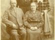 Betti Alver koos isa, ema ja vennaga 12. IV 1925 - KM EKLA