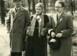 Betti Alver, Heiti Talvik ja Paul Viiding [1930-te alul] - KM EKLA