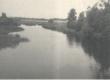 Ao jõgi. Fr. R. Faehlmanni sünnimaja taga. 1949 - KM EKLA