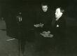 Betti Alver ja Ott Kangilaski 2. XII 1936 - KM EKLA