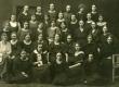 E.N.K.S Tütarlaste Gümnaasiumi õpilased - IX a klass 1923/24  - KM EKLA