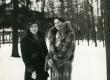 Betti Alver tuttavaga [1930-te alul] - KM EKLA