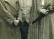Betti Alver tundmatutega Toomel [1920. - 30.-tel] - KM EKLA